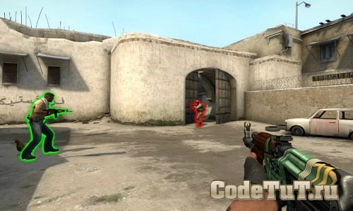 counter strike zombie читы