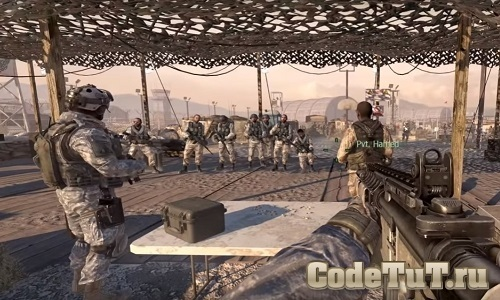 Call of duty modern warfare чит коды